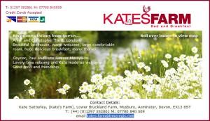 Kate's Farm