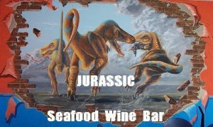 Jurassic Seafood Wine Bar