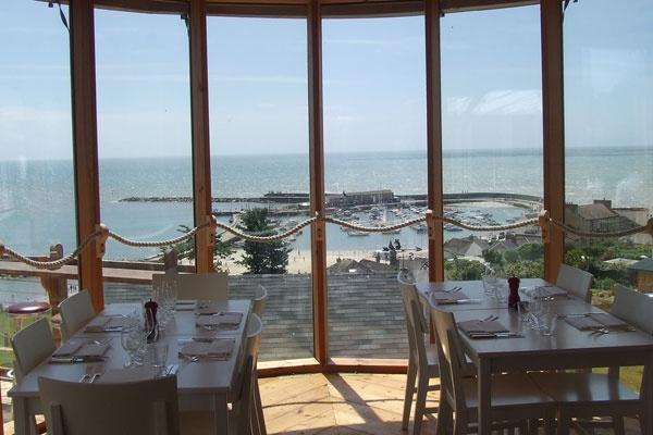 Hix Oyster & Fish House, Lyme Regis