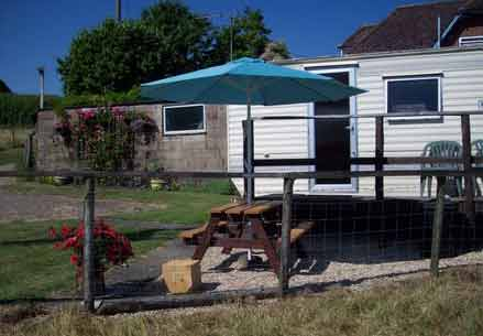 penn farm static caravan